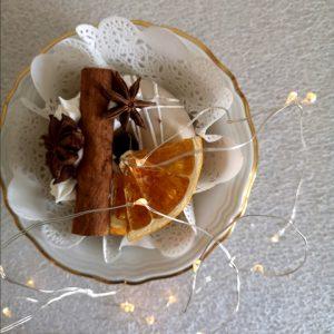 saponetta donuts arancio e cannella