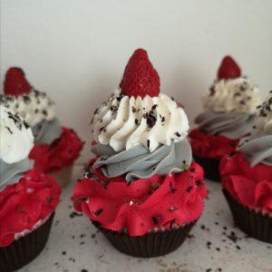 Cupcake soap Fragola Cioccolato