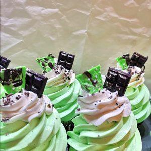 Cupcake Cioccolato & Menta MD